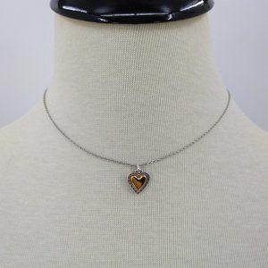 New Brighton Necklace Rendezvous Romance Gold